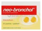 Neo-Bronchol loz.20x15mg