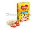 Hami kaše rýž mléčná s jahodami 225g 6M