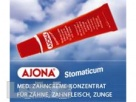 Dr.Liebe Ajona Stomaticum koncentr.zub.pasta 25ml