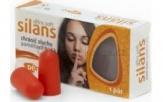 Chránič sluchu Silans Ultra soft paměťová pěna