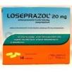 LOSEPRAZOL 20 MG POR CPS ETD 14X20MG