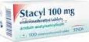 Stacyl 100mg por tbl ent